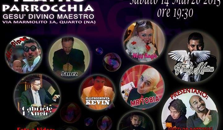 FESTIVAL DELLA MAGIA 2015